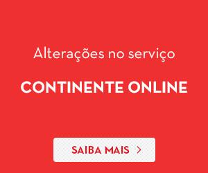 Informações Continente Online