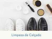 Limpeza de Calçado Limpeza Continente Online