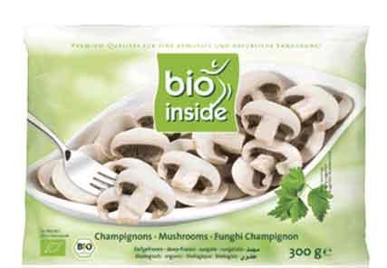 Cogumelos Bioinside Bio 300g