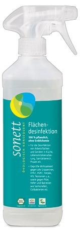 Desinfect De Superficies Sonett Bio 0.5l