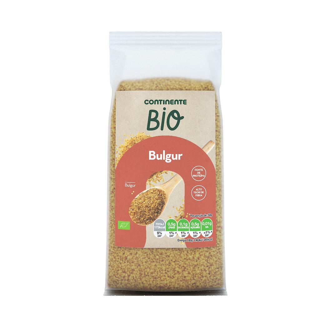 Bulgur Bio Continente Bio emb. 500 gr