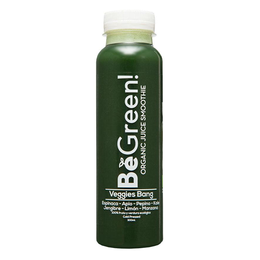 Sumo Bang Vegetais Bio Be Green emb. 300 ml