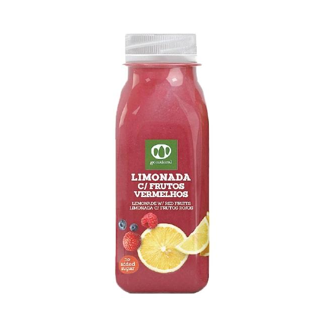 Limonada Frutos Vermelhos Go Natural emb. 250 ml
