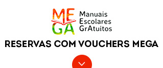 Reservas com voucher MEGA