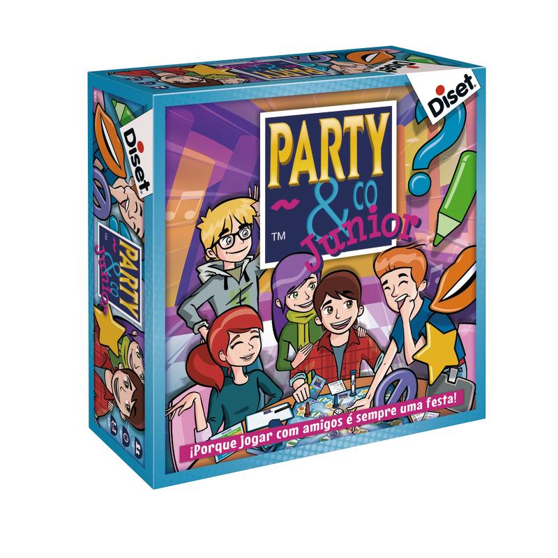 Jogo Party e Co Junior