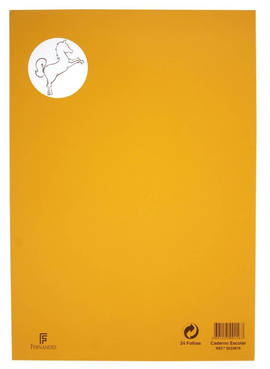 Caderno Desenho A4 Cavalinho