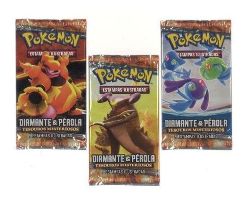 Pokémon Diamante e Pérola Booster PT (60) DISPLAY