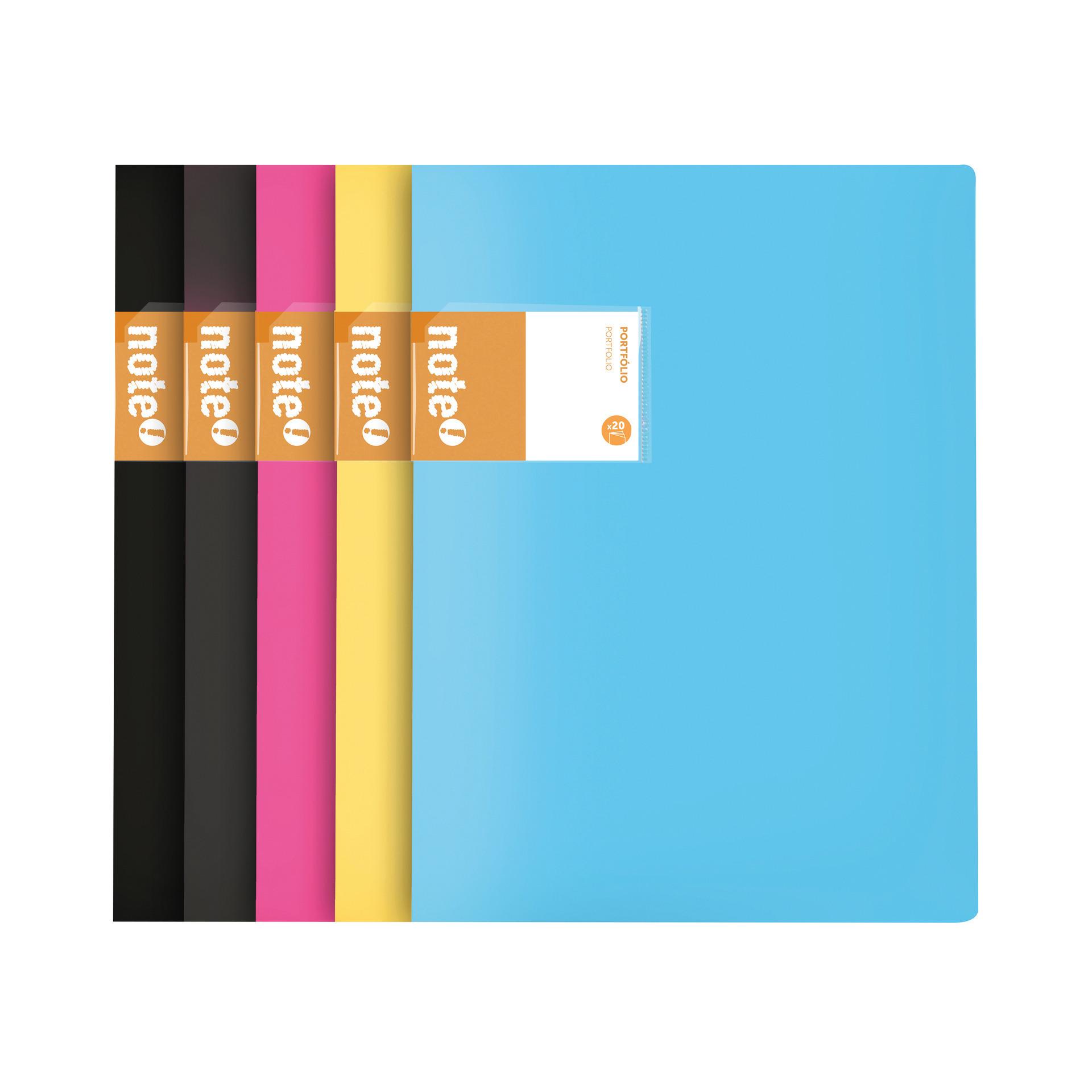 Capa Catálogo 20 Bolsas Neon note! (artigo sortido)