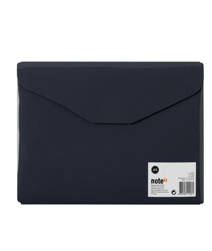 Classificador Envelope A5 com Mola Neon note! (artigo sortido)