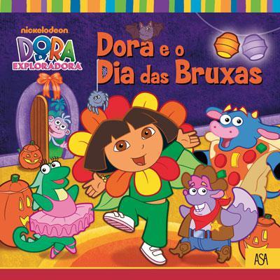 Dora E O Dia Das Bruxas