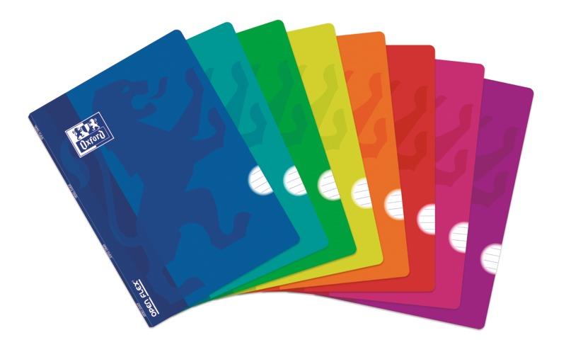 Caderno Pautado Openflex 48fls 90gr A4 Oxford (artigo sortido)