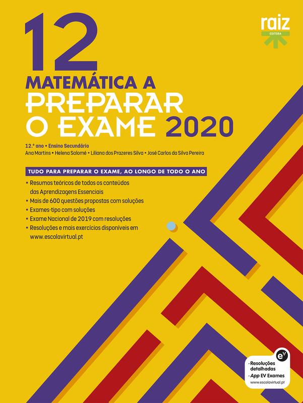 Preparar o Exame 2021 - Matemática A 12º Ano