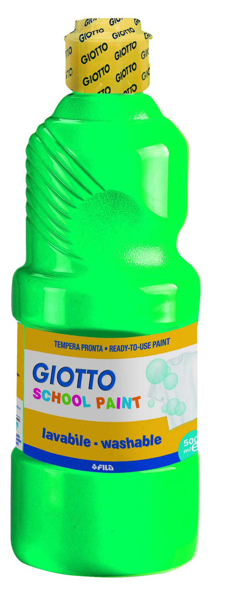 Guache Super Lavável School Paint Verde