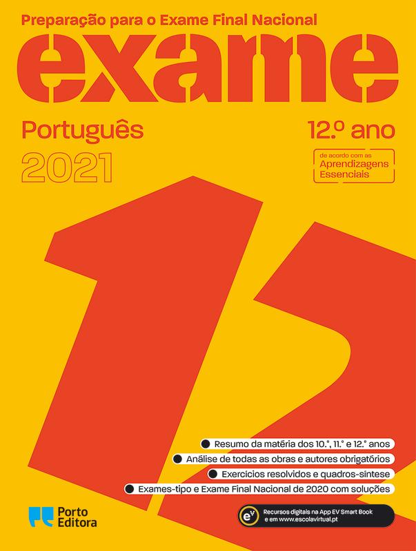 Preparação para o Exame Final Nacional 2021 - Português - 12.º Ano