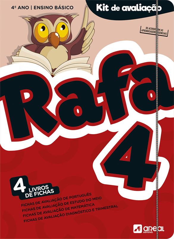 Kit de Avaliação - Rafa 4 - 4.º Ano