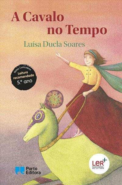 A Cavalo no Tempo de Luísa Ducla Soares