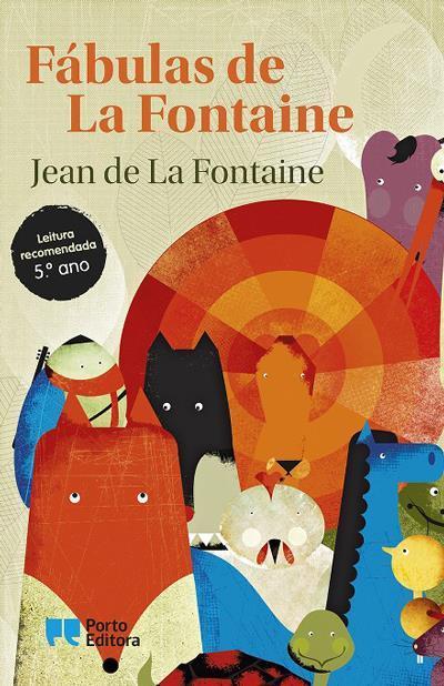 Fábulas de La Fontaine de Jean de La Fontaine