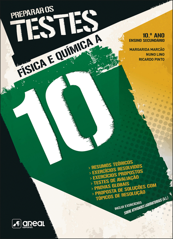 Preparar os Testes Física e Química A - 10º Anode Margarida Marcão