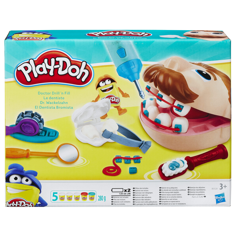Play-Doh Dentista Divertido