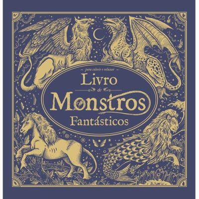 Livro de Monstros Fantásticos