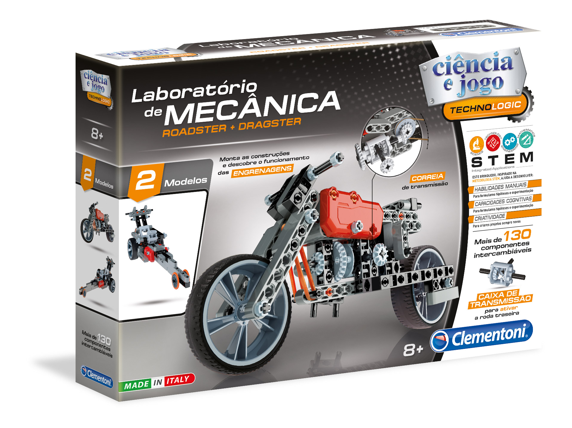 Lab. Mecânica - Roadster e Dragster
