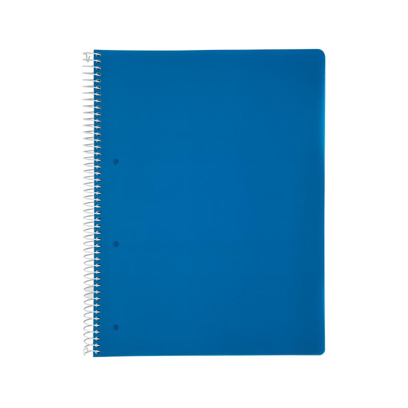 Caderno Espiral A4 Note! Pp 120Fls 70G Pautado Azul