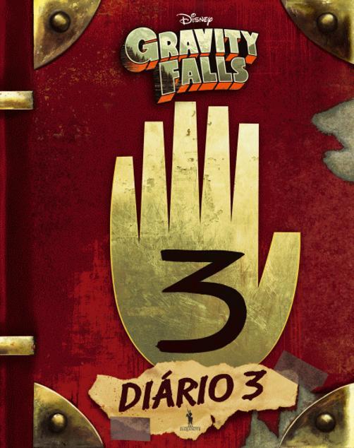Gravity Falls - Diário 3
