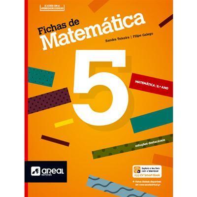 Fichas de Matemática 5 - 5.º Ano