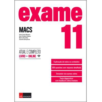 Exame MACS 11.º Ano