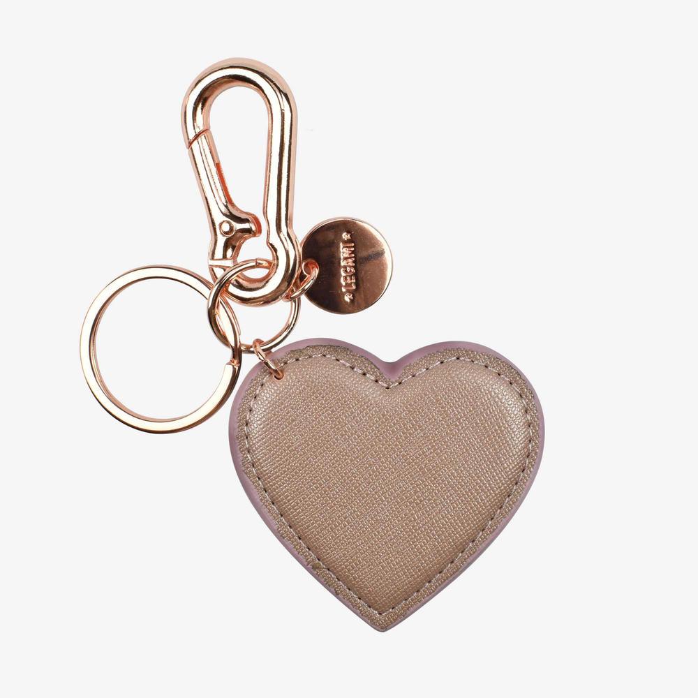Porta-Chaves Coração Cobre