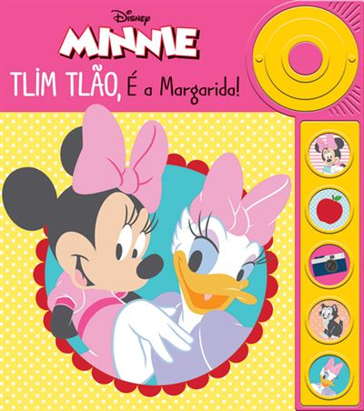 Minnie - Tlim Tlão, é a Margarida!