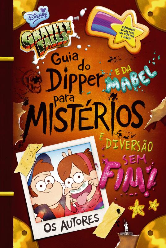 Gravity Falls: Guia do Dipper e da Mabel