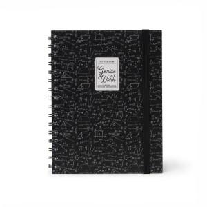 Caderno Espiral A5 - Math