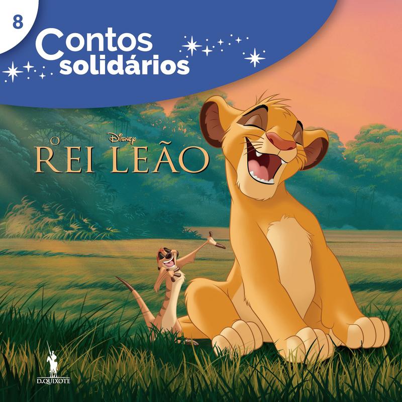 Contos Solidários 8 – Rei Leão