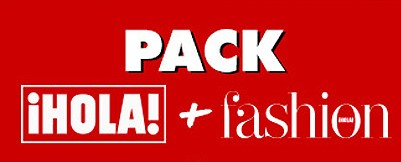 Revista - Pack Hola + Hola Fashion