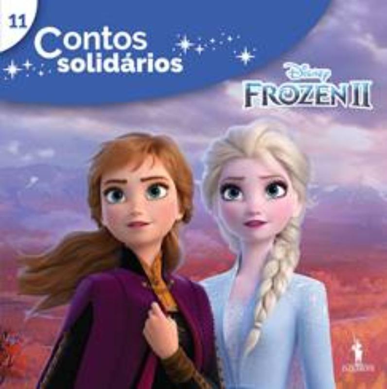Contos Solidários 11 - Frozen ll