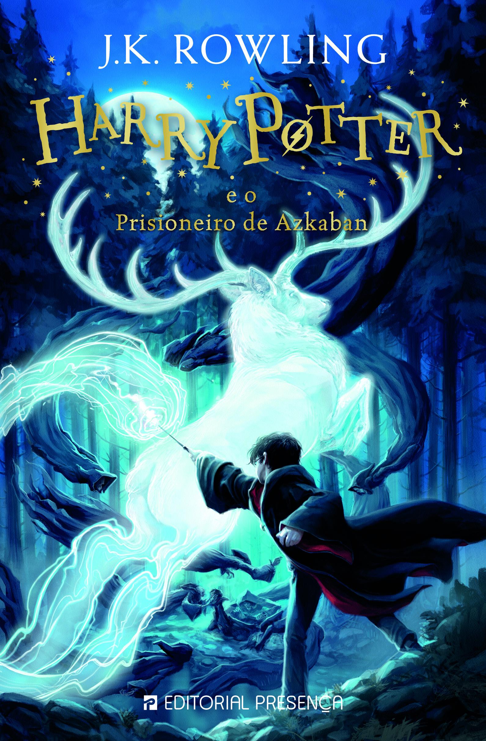 Harry Potter Prisioneiro de Azkaban de J.K. Rowling