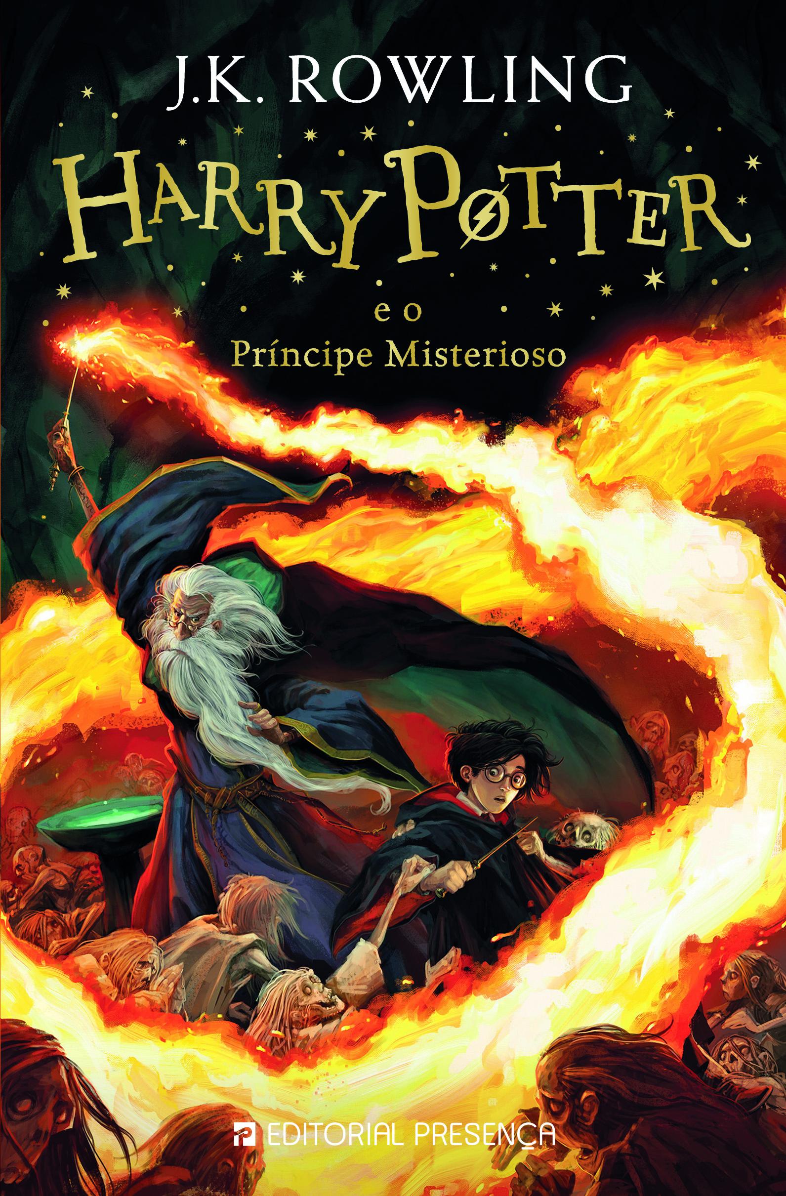 Harry Potter e o Príncipe Misterioso de J. K. Rowling