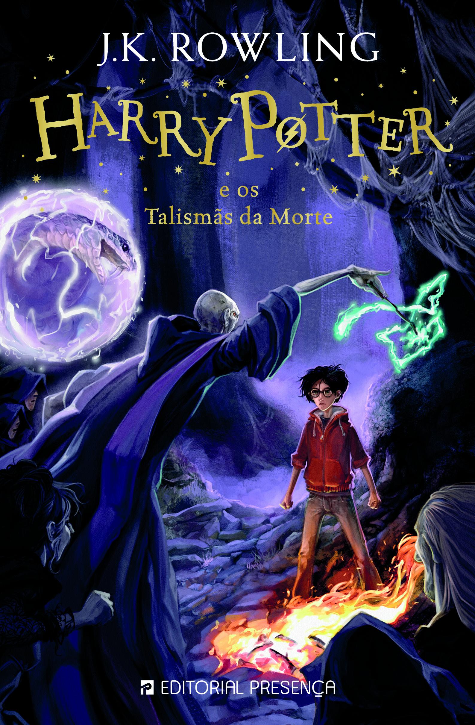 Harry Potter e os Talismãs da Mortede J. K. Rowling