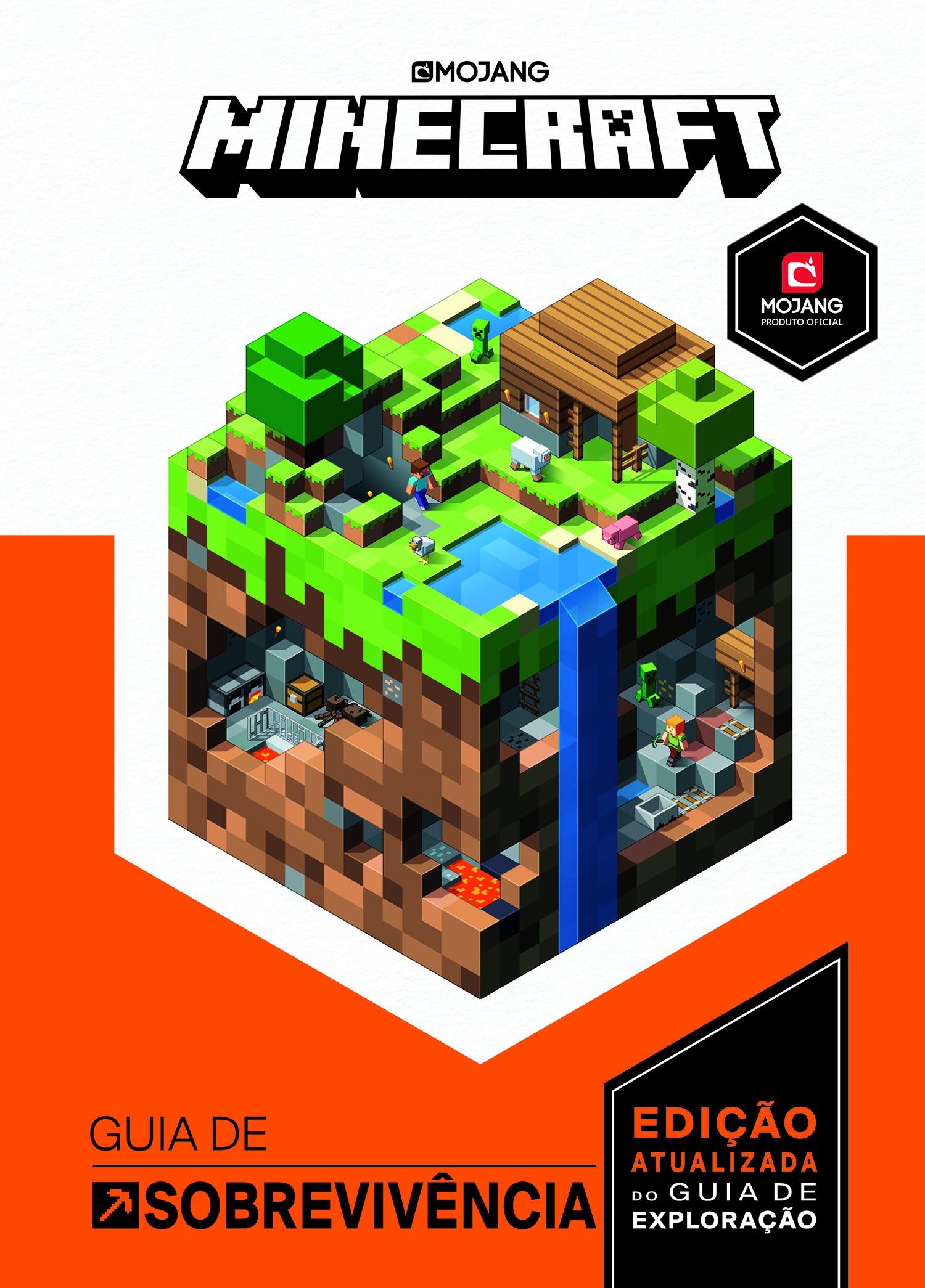 Minecraft Guia De Sobrevivência