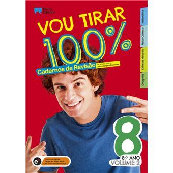 Vou Tirar 100% - 8.º Ano - Volume 2