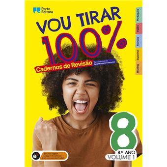 Vou Tirar 100% - 8.º Ano - Volume 1