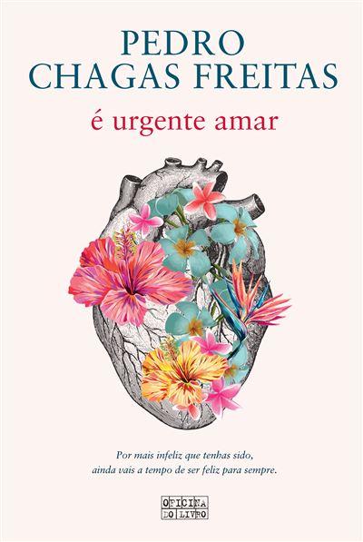 É Urgente Amar de Pedro Chagas Freitas