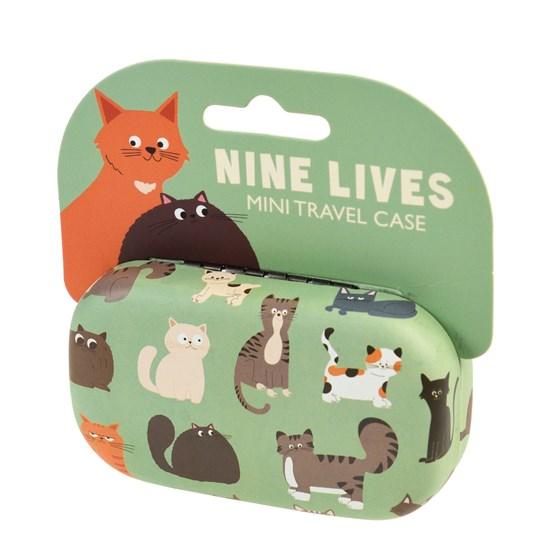 Mini Caixa Viagem Nine Lives