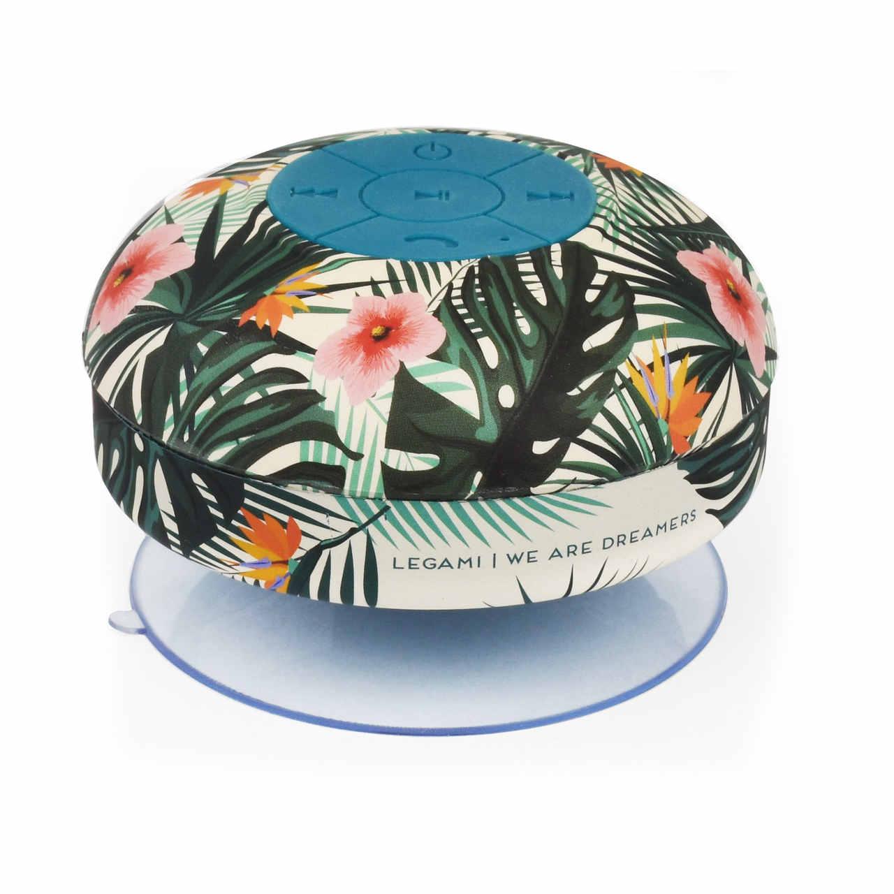 Coluna Bluetooth Prova Água - Tropical