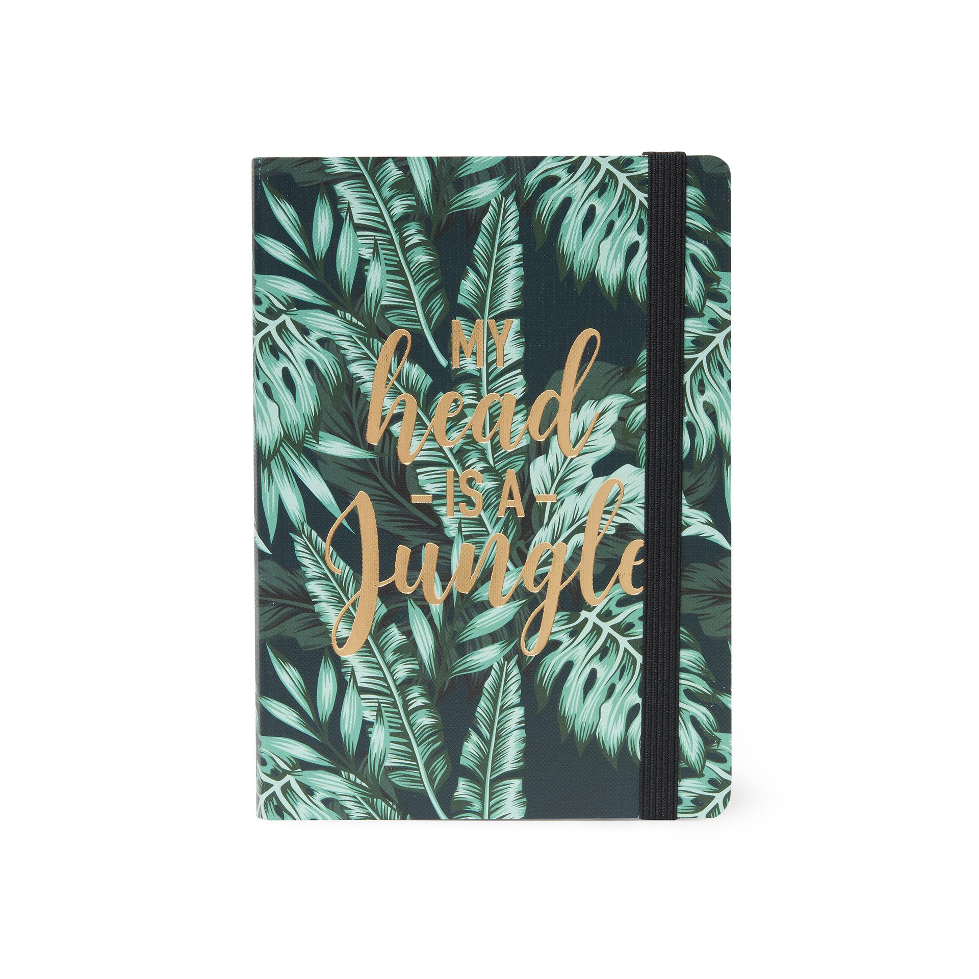 Caderno Médio - Jungle