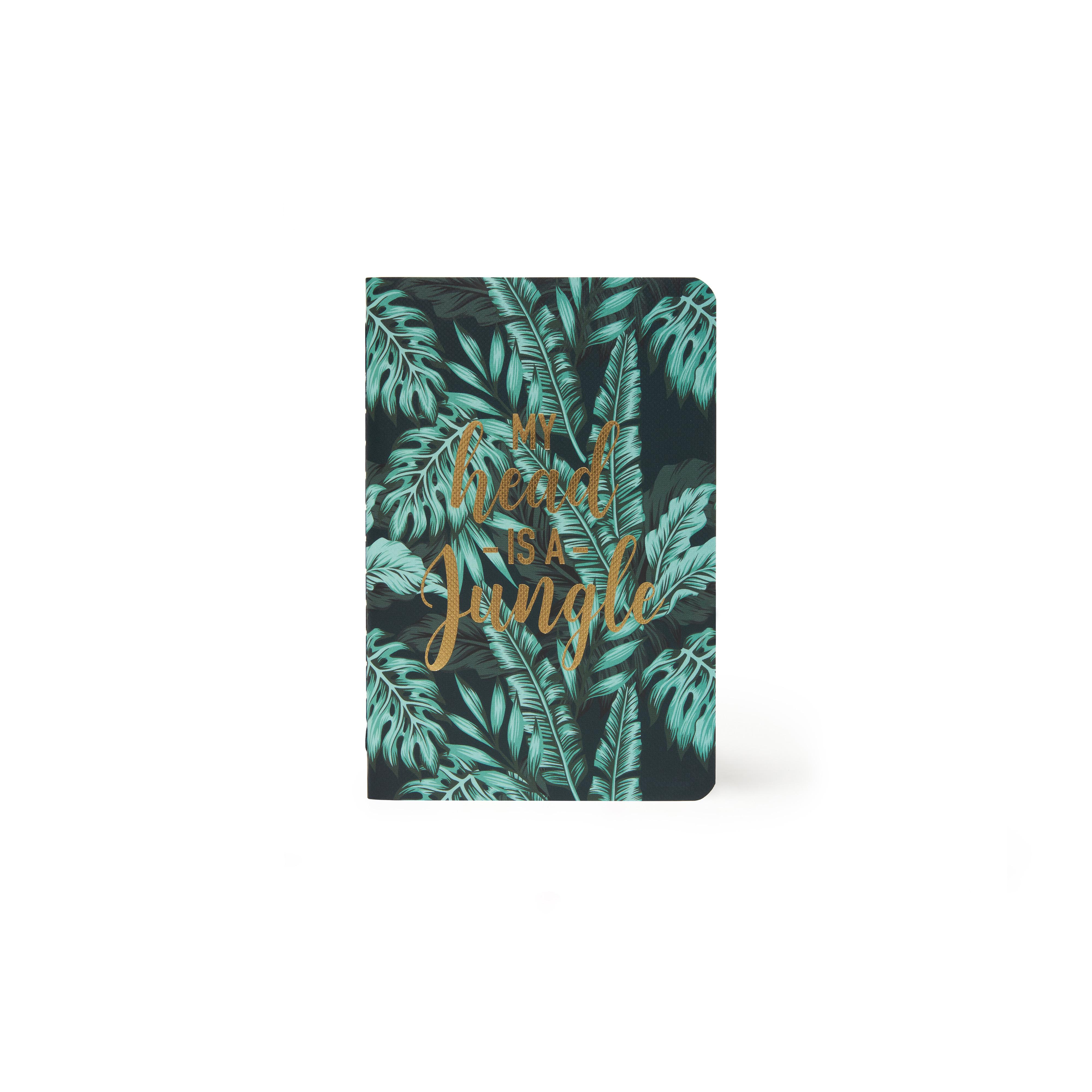 Caderno A6 - Jungle