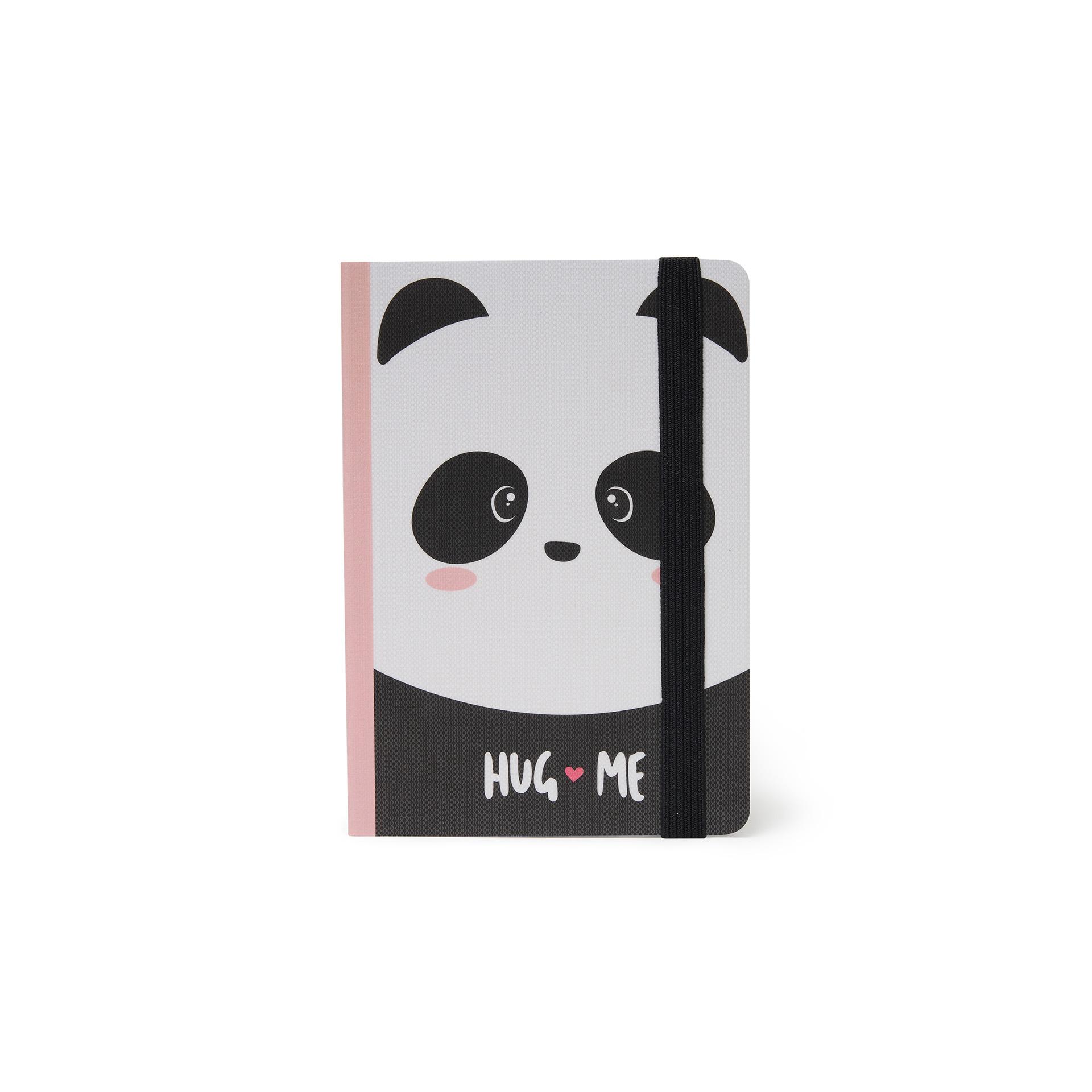 Caderno Pequeno - Panda