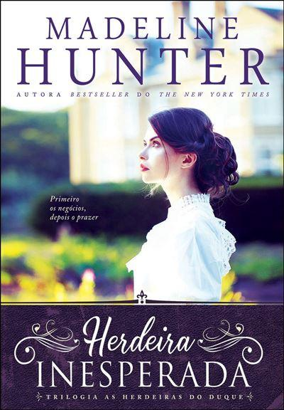 Herdeira Inesperada de Madeline Hunter