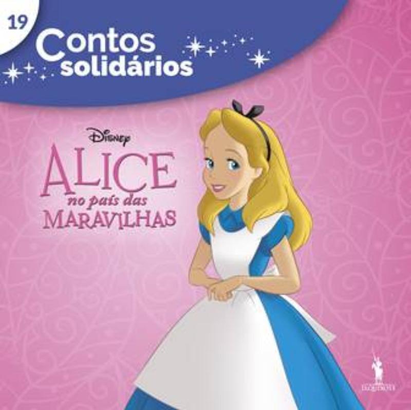 Contos Solidários 19- Alice No País das Maravilhas